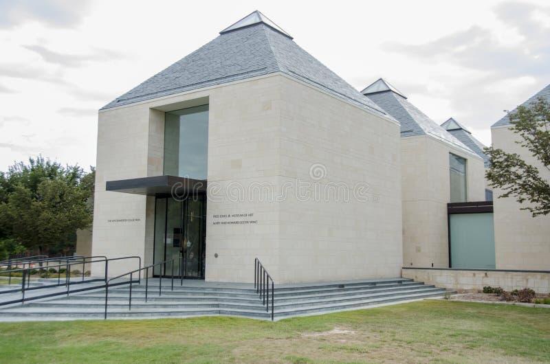 Fred Jones Museum av konst fotografering för bildbyråer