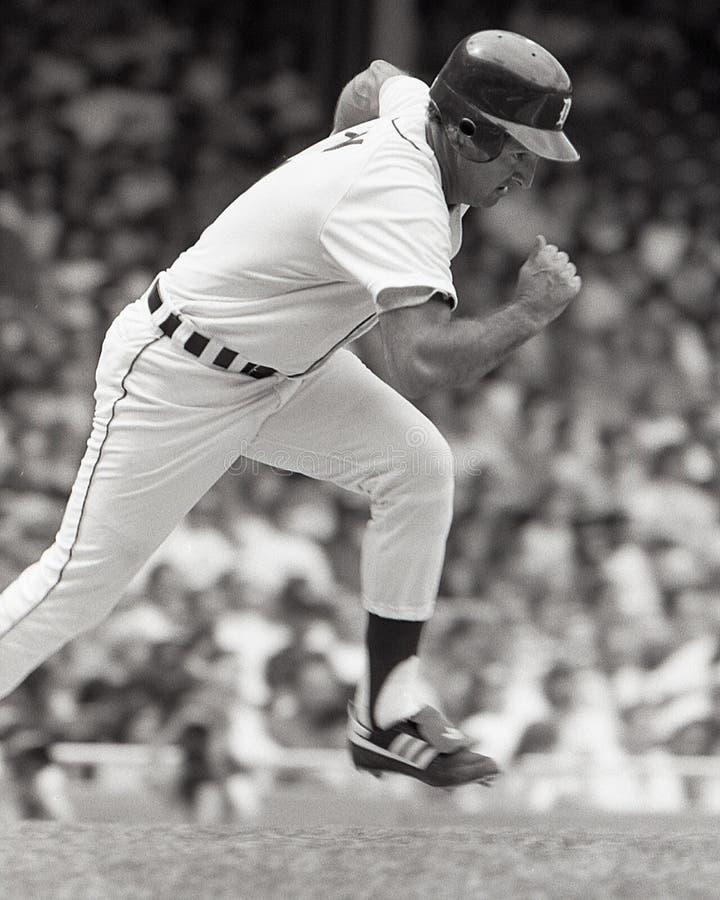 Fred Lynn, Detroit Tigers imagen de archivo