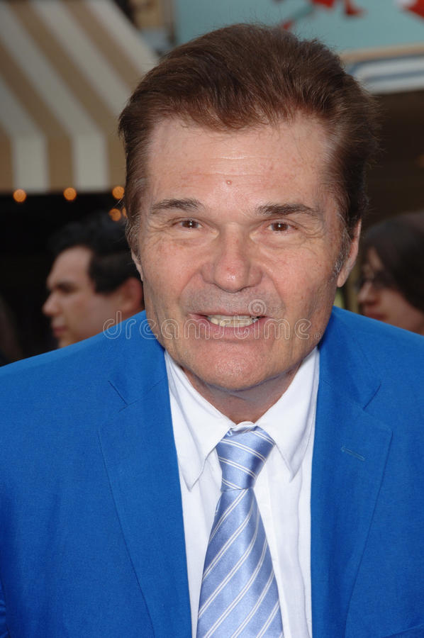 fred willard arkivbild