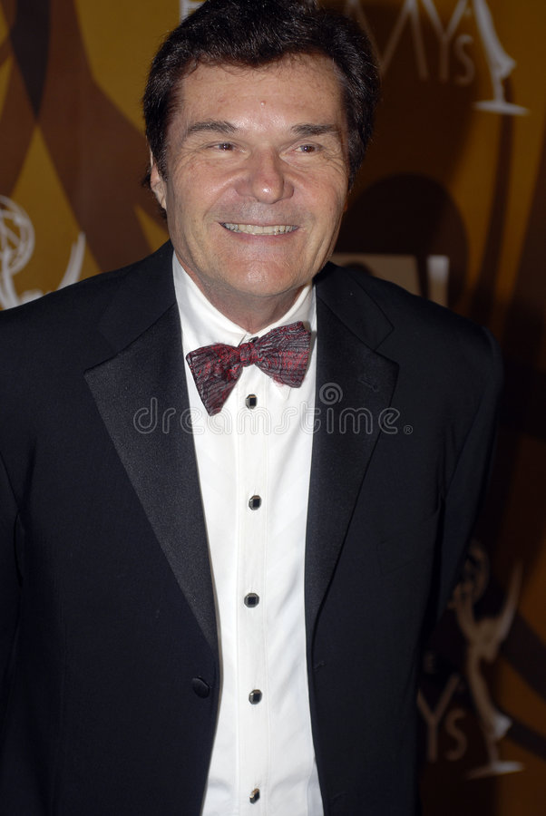 Free Fred Willard On The Red Carpet. Stock Photography - 6169562