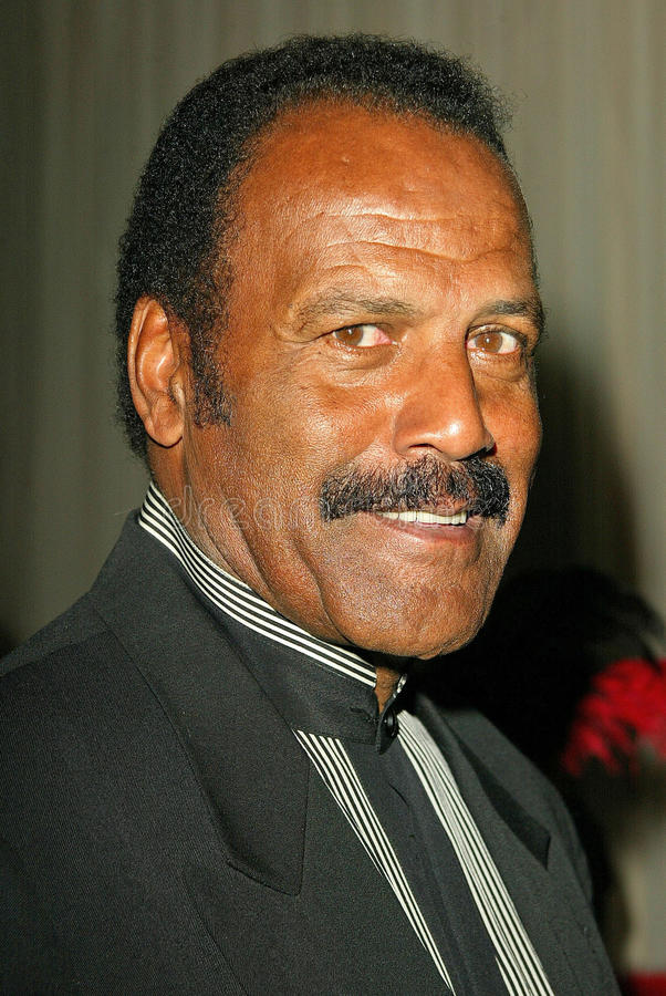 Fred Williamson royaltyfria bilder