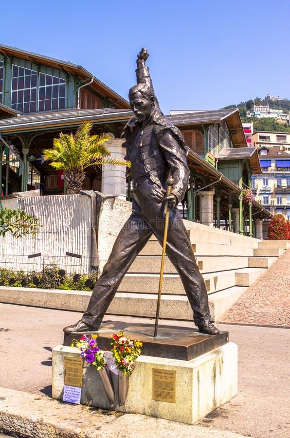 Freddie Mercury zdjęcie royalty free
