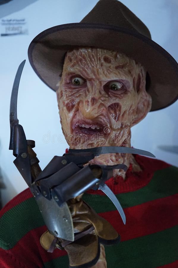 Freddy Krueger photo stock