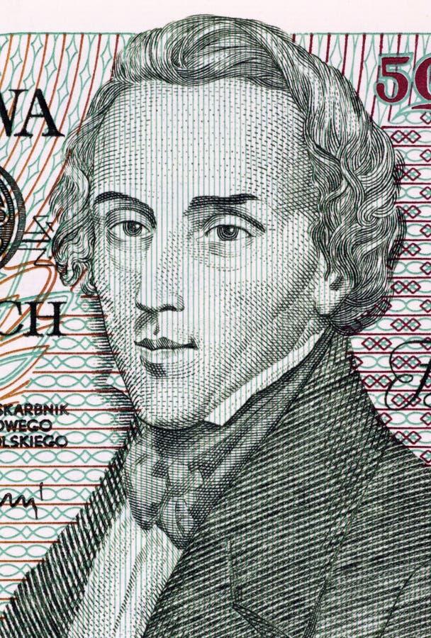 Frederic Chopin photos stock