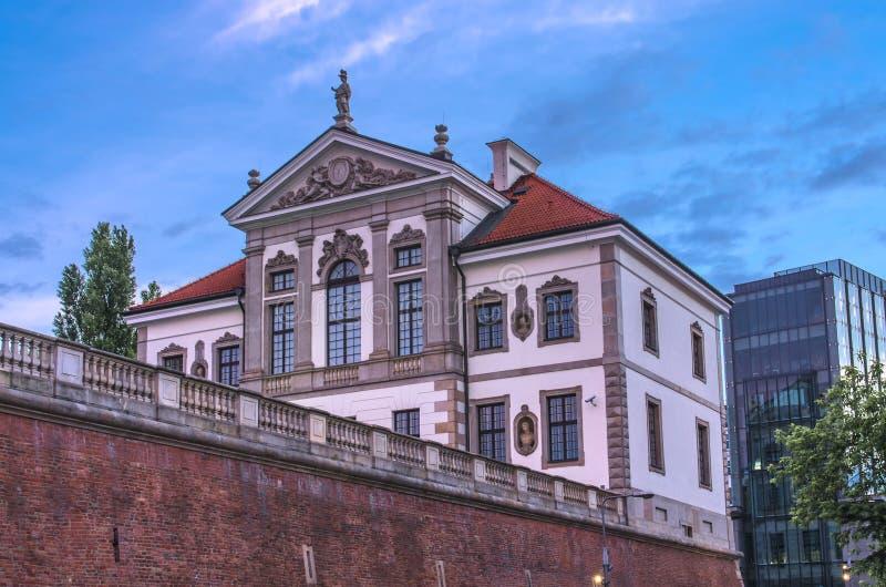 Frederic Chopin Museum fotos de stock royalty free