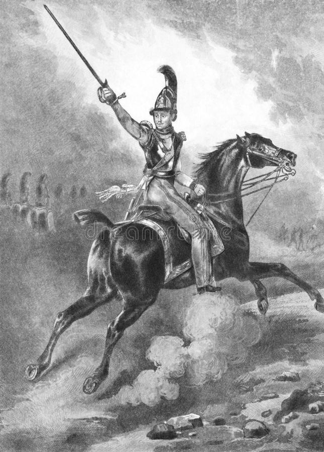 Frederick Guillermo IV imagenes de archivo