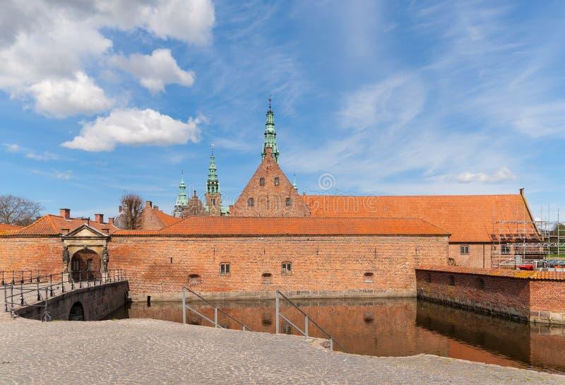 Frederiksborg Castle στοκ εικόνα