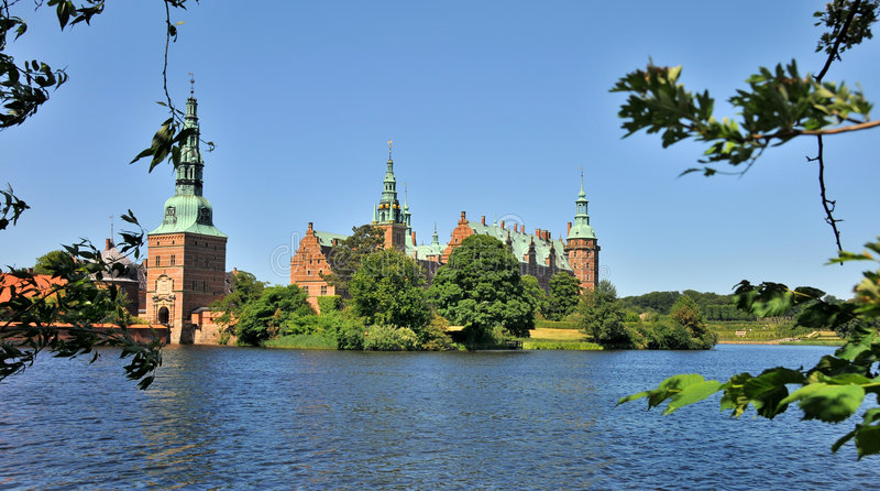 Download Frederiksborg Castle, Denmark Stock Image - Image: 7963775