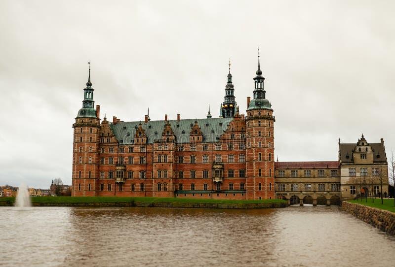 Frederiksborg lizenzfreie stockfotografie