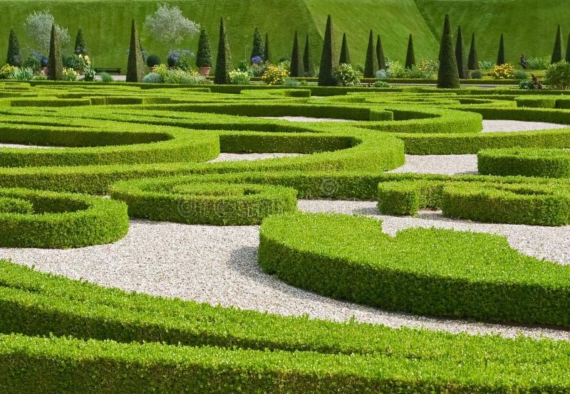 frederiksborg ogród zdjęcie royalty free