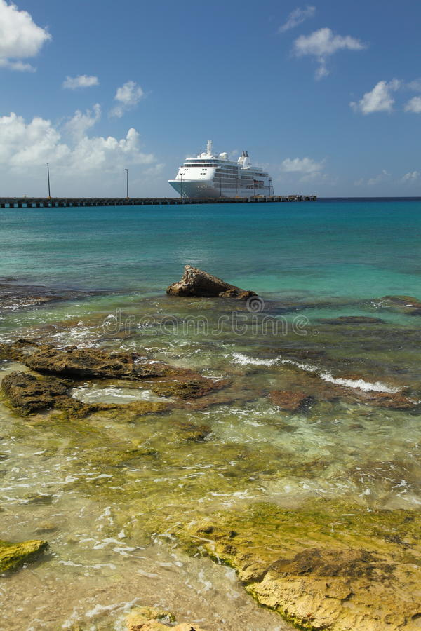 Frederiksted, Saint Croix, Ilhas Virgens imagens de stock