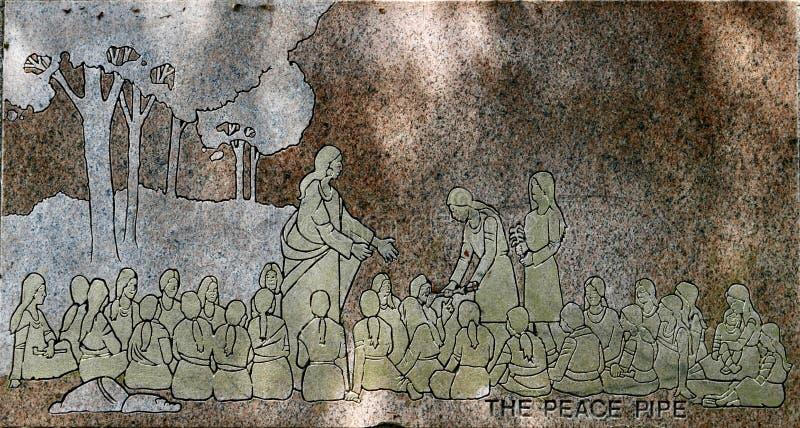 Fredröret arkivfoton