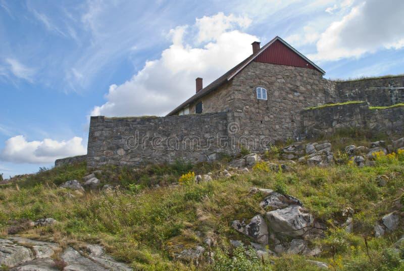 Download Fredriksten Fortress (upper Rock Fort) Stock Photo - Image: 26542164