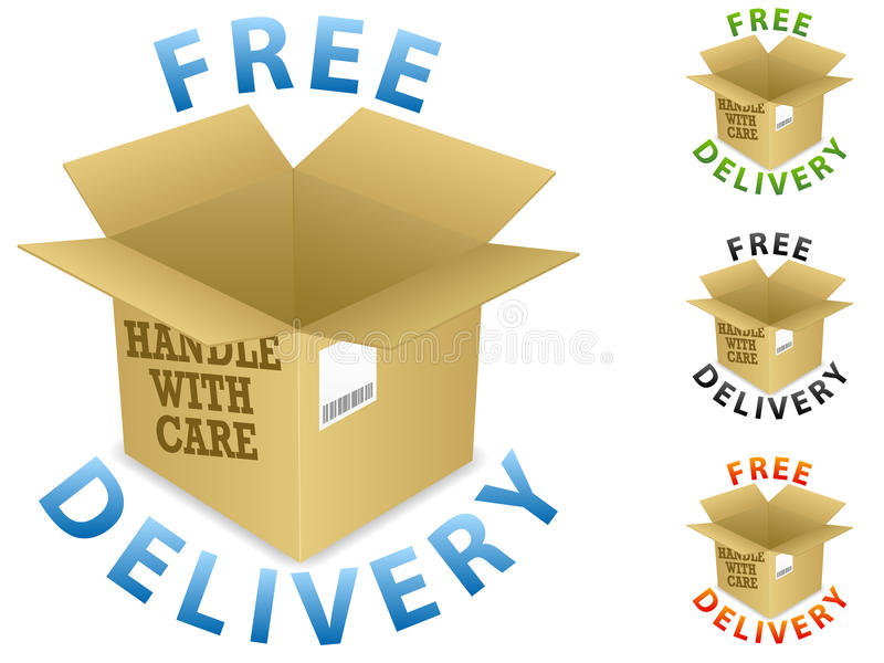 Download Free Delivery Icon Stock Photo - Image: 17581200