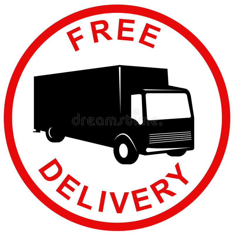 Download Free Delivery Symbol Stock Image - Image: 5338291