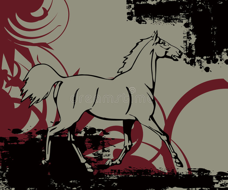 Free Horse vector illustration