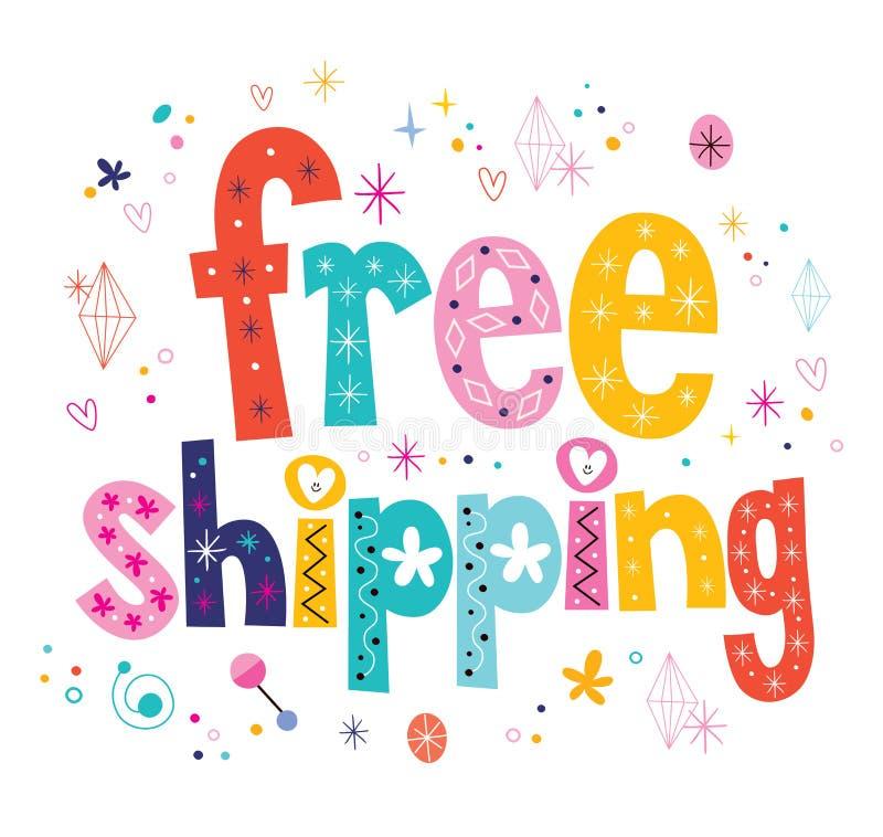 Free Free Shipping Royalty Free Stock Image - 53487806