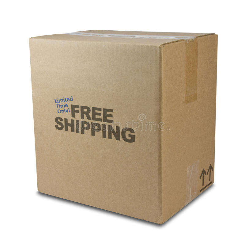 Free Shipping Box Limited Time