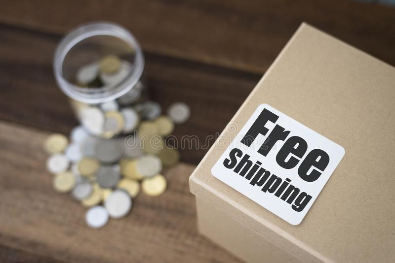 Free shipping stock images