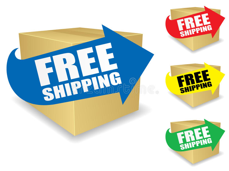 Download Free Shipping Icon EPS stock vector. Image of commerce - 16085456