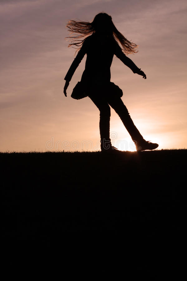 Download Free Spirit stock image. Image of happiness, dusk, active - 14298229