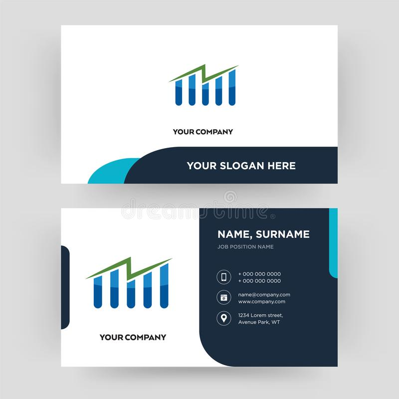Free stock business card design template visiting for your company download free stock business card design template visiting for your company stock illustration illustration reheart Choice Image