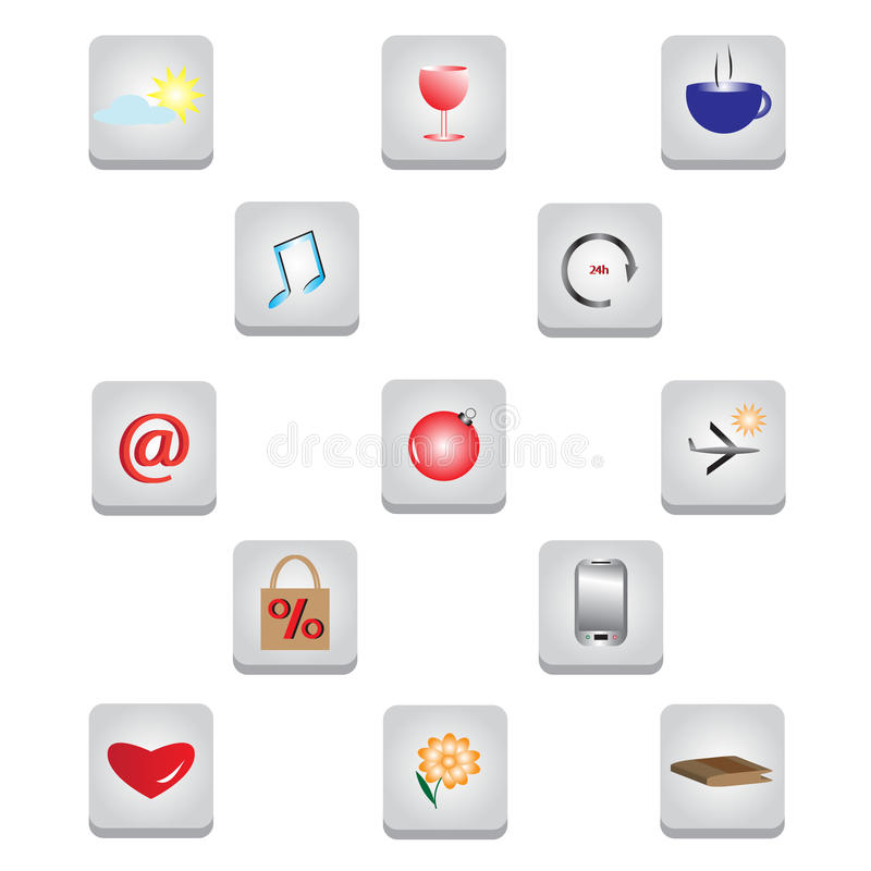 Free Free Time Sign Icons. Royalty Free Stock Image - 34860206