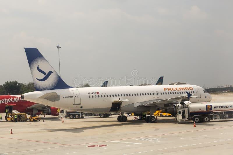 Freebird Airlines stock foto