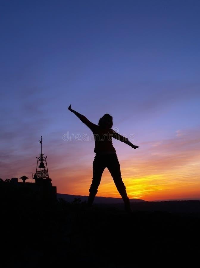 Download Freedom stock image. Image of face, human, idyllic, nature - 25360753