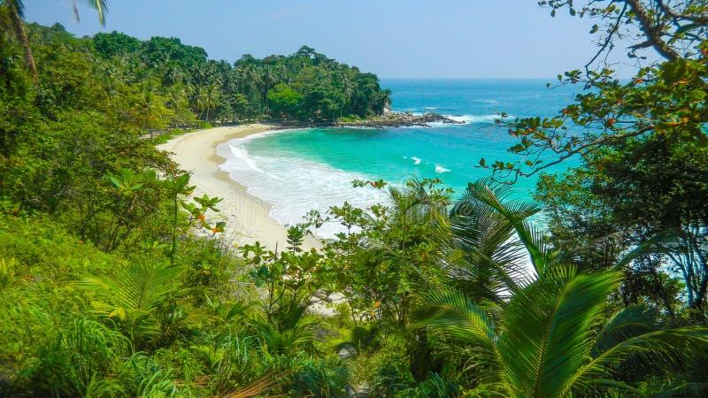 Freedom Beach, Phuket, Thailand, Asia stock photo