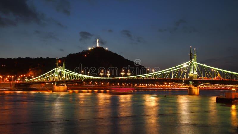 Freedom Bridge royalty free stock photo