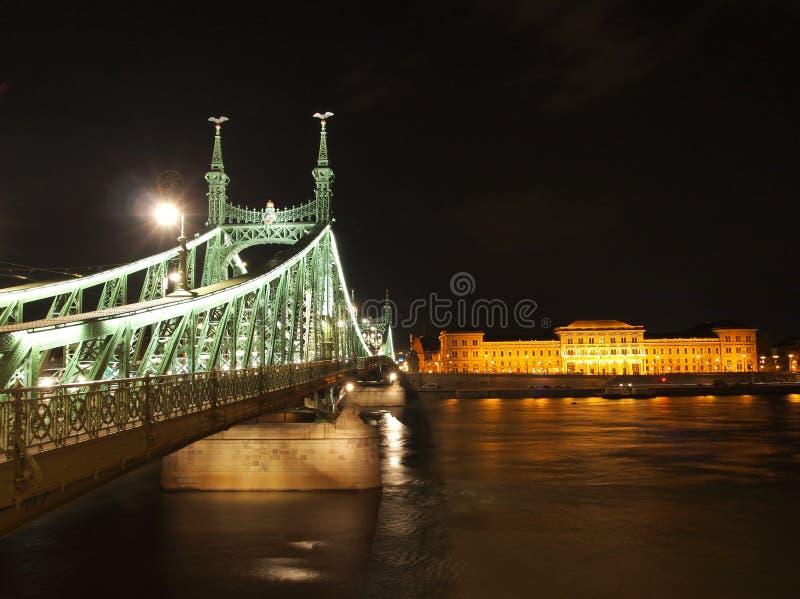 Freedom Bridge royalty free stock image