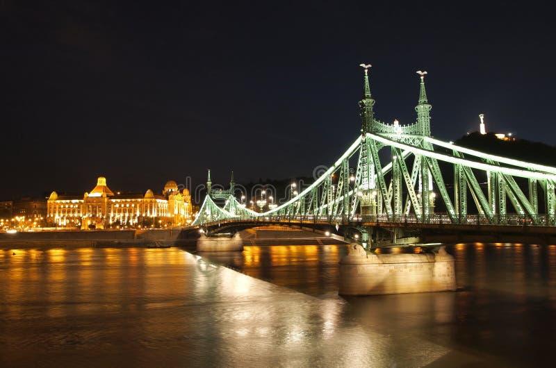 Freedom Bridge stock photography