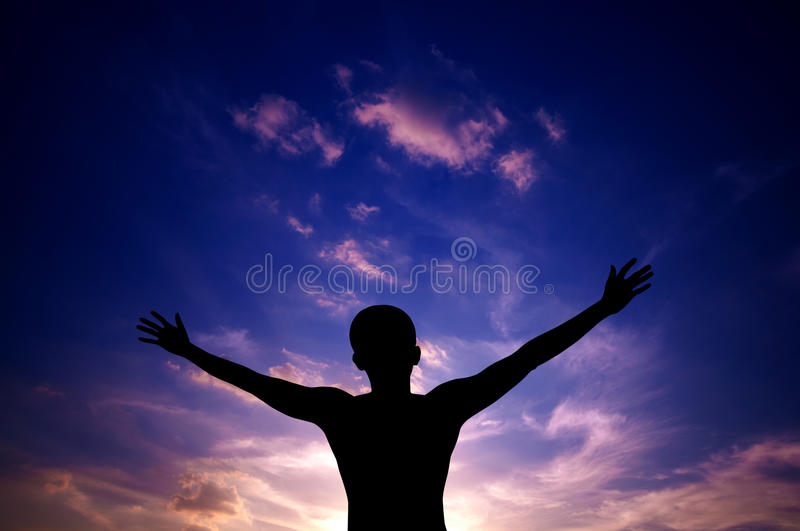 Download Freedom concept stock image. Image of human, breathe - 28736807