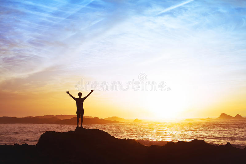 Freedom concept royalty free stock image
