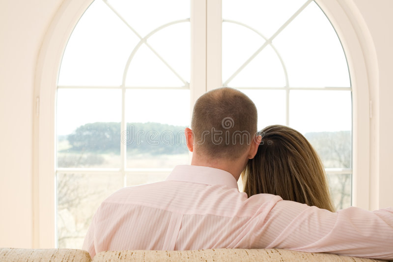 Freedom / couple stock images