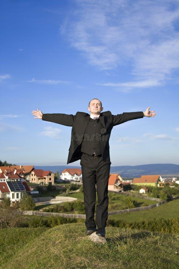 Download Freedom - Man Stock Photos - Image: 16330063