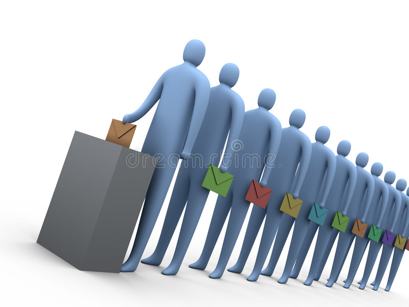 Download Freedom Of Opinion #1 stock illustration. Image of democracy - 706229