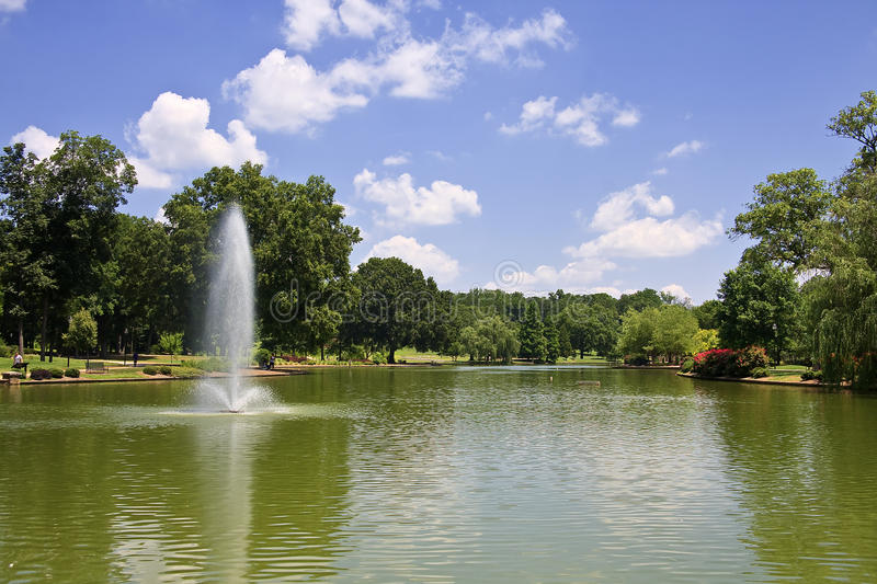 Freedom Park in the Summer royalty free stock photos