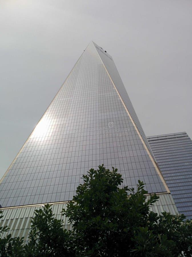 Freedom Tower lizenzfreie stockbilder
