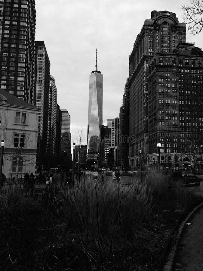 Freedom Tower royalty-vrije stock afbeeldingen