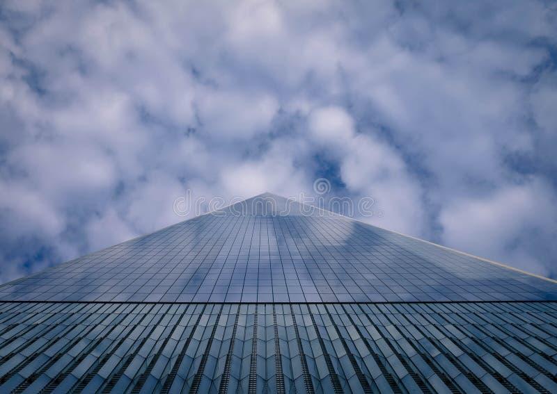 Freedom Tower fotografia de stock royalty free