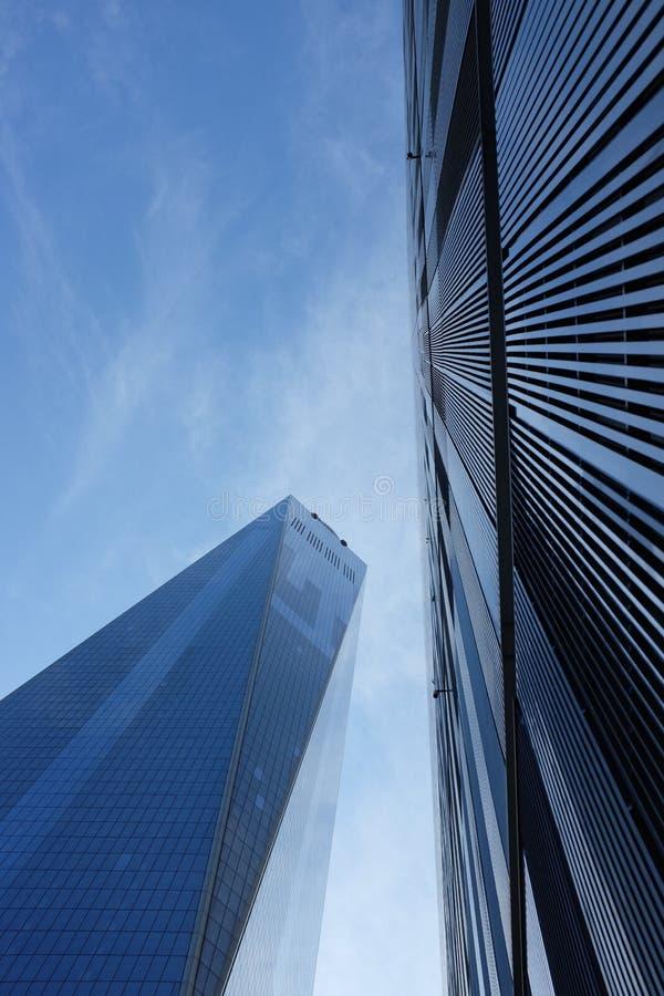 Freedom Tower arkivfoton