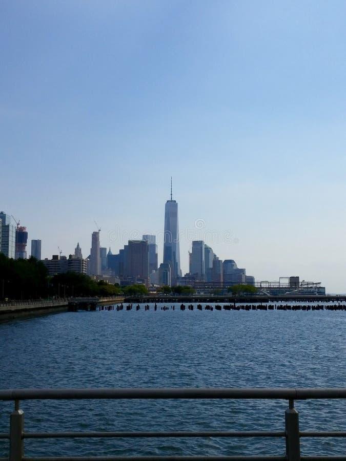 Freedom Tower NYC foto de archivo
