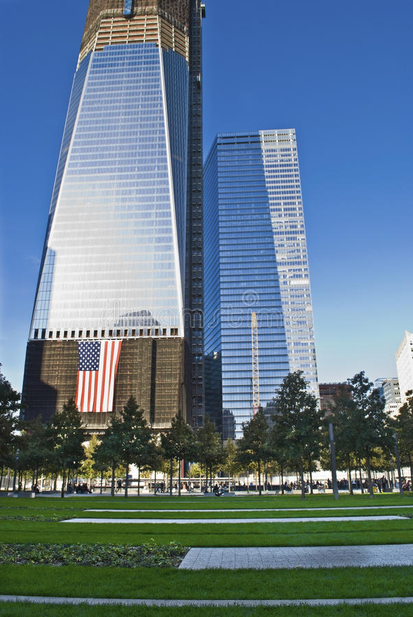 Freedom Tower View stock images