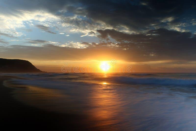 Freeman plaża, Australia zdjęcie royalty free