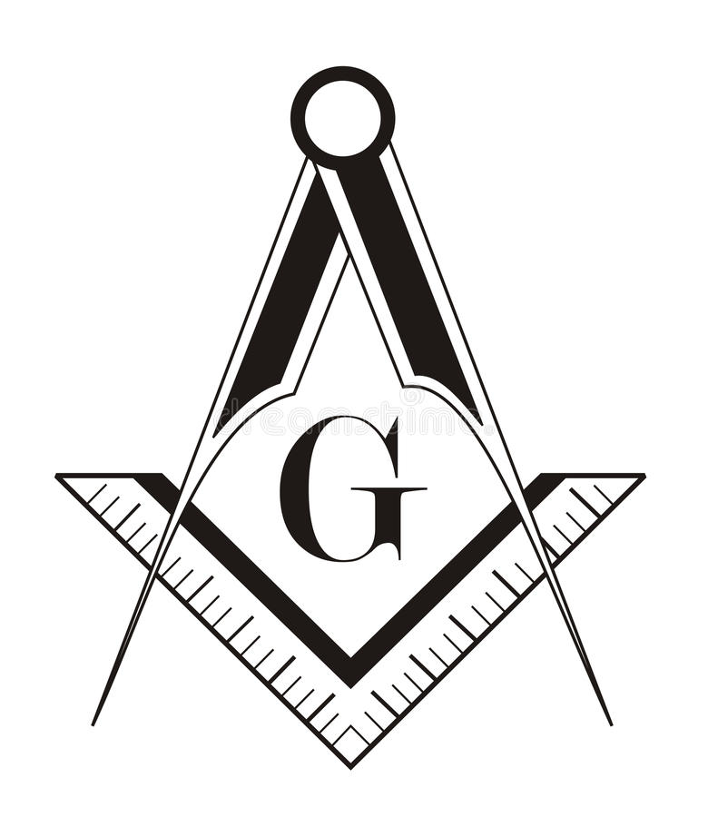 Freemason symbol vector illustration