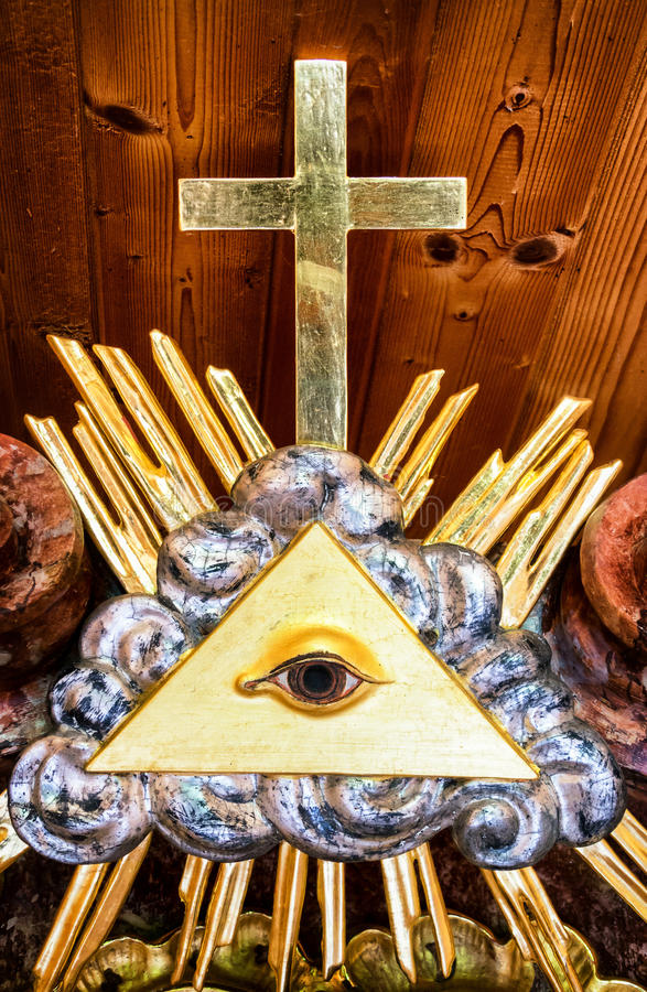 Freemason Symbol Stock Photo Image Of Magic Emblem 69504928