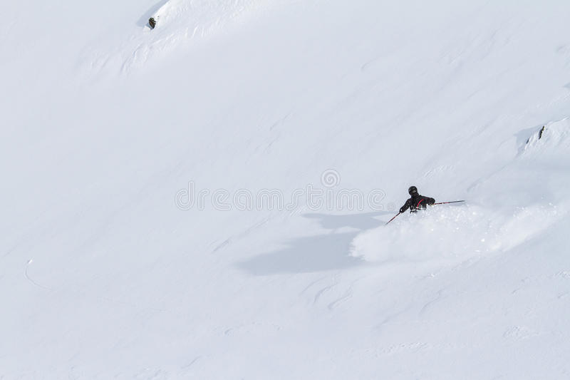 Freeride na Kamchatka