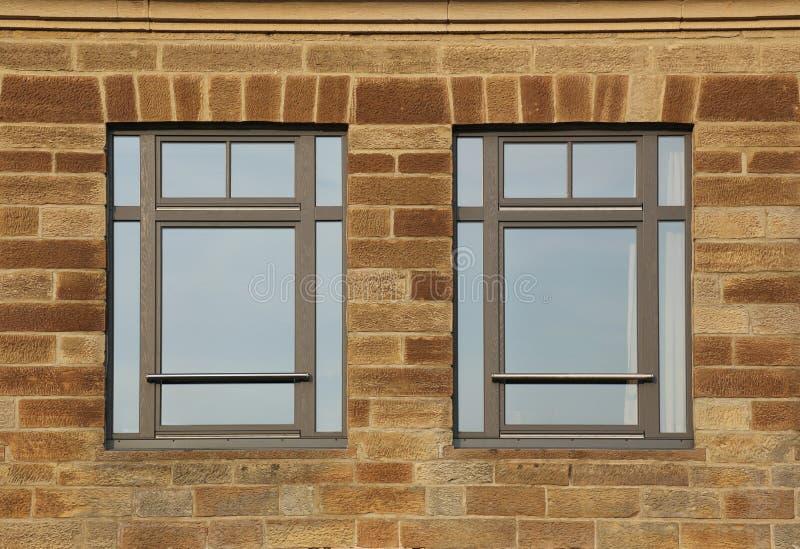 Freestone fasada Z Windows obraz royalty free